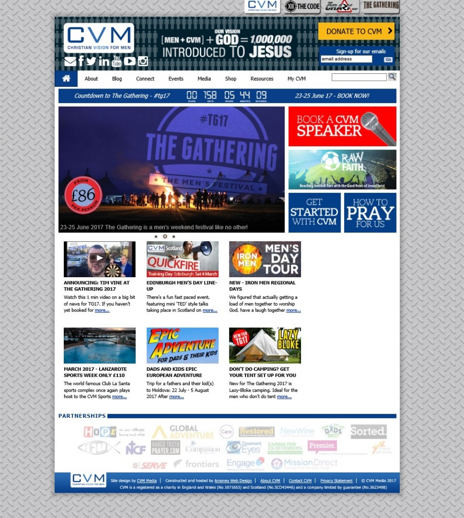 cvm page